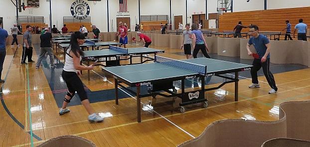Erie Table Tennis Club